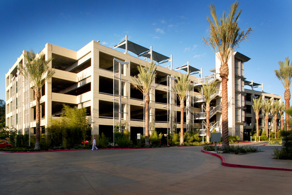 Innovative Corp. Center Parking Project | Our Work | Park Green