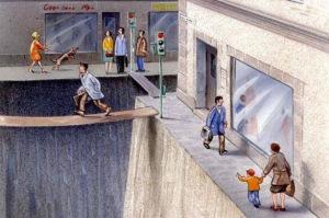 pedestrian_cartoon_Karl Jirg